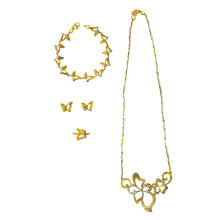 Love of Butterfly Jewelry Set
