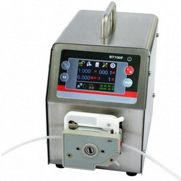 Medical intelligent servo motor peristaltic pump