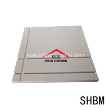Shock-Resistant Anti-flame No-formaldehyde MgO Board