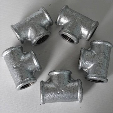 coupling galvanized beaded malleable iron pipe fittings
