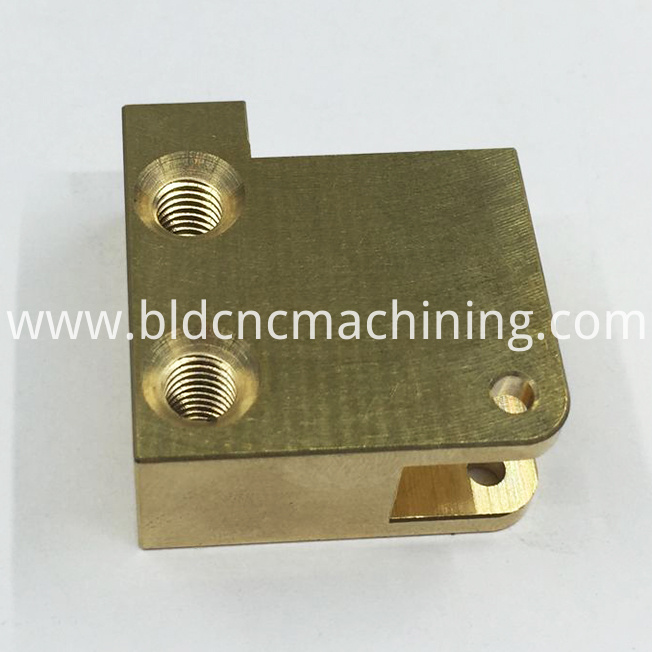 precision milling brass