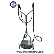 "21"" Surface Cleaner with Water Broom and Chewing Gum Nozzle"