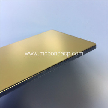 Aluminum Mirror Composite Panel