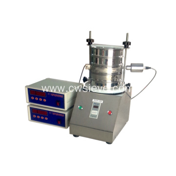 High precision 200mm lab vibration testing sieve