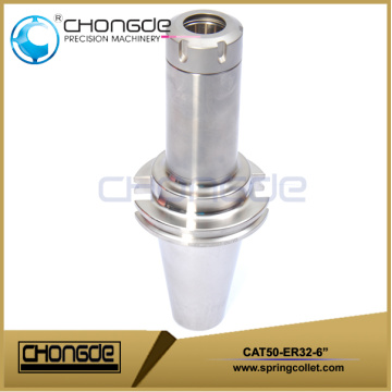 "CAT50-ER32-6"" Collet Chuck CNC Machine Tool Holder"
