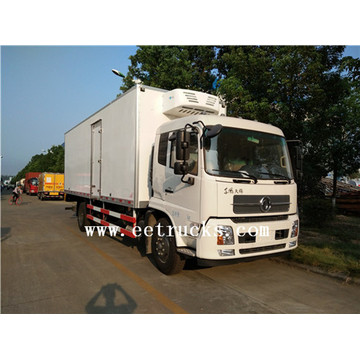 Dongfeng 10 TON Frozen Vegetable Trucks
