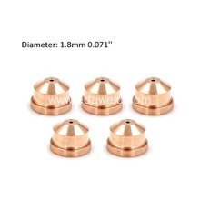 PLASMA NOZZLE TIP 1.8MM A151 PD0109-18