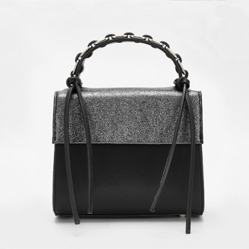 Tasseled design handbag shoulder bag