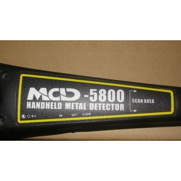 Garret Superb Sensitivity Handheld metaaldetector MCD-5800