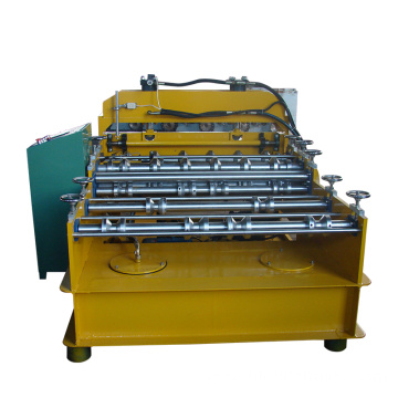 Globally served customized length steel metal curving machine