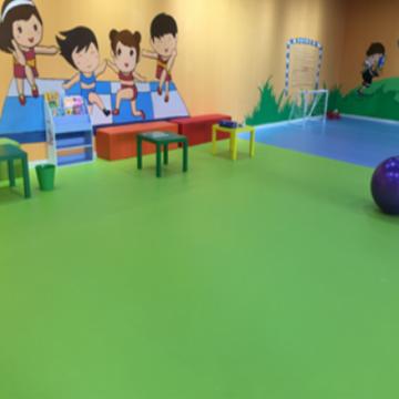 Nurseries Indoor PVC flooring