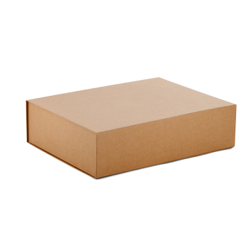 Elegant cardboard collapsible oem foldable large gift box