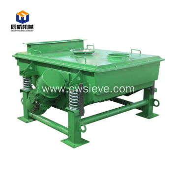 big capacity 4 layers linear vibrating screen