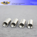 high quality with reasonable price stainless steel threaded