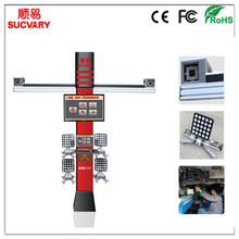 Professional 3D Four Wheel Alignment
