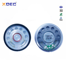 45mm neodymium 20ohm 1w thin waterproof intercom speaker