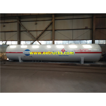 50m3 LPG Aboveground Bullet Tanks