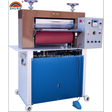 Top Suppliers for Leather Belt Making Machine,Leather Belt Cutting Machine,Leather Sewing Machine Manufacturers and Suppliers in China Leather Belt Calender (Temperature Roller) YF-24 supply to Japan Exporter