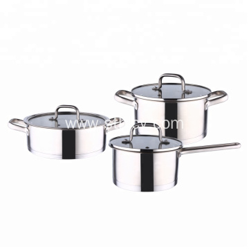 Hindi kinakalawang na asero Cooker Chafing Dish Parini Cooker