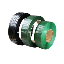 OEM manufacturer custom for Green Pet Strapping Pet poly plastic pallet strapping belt export to Finland Importers