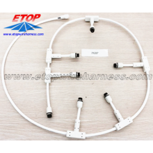 Best Quality for waterproofing cables overmolding Light System Cable Assembly supply to Poland Suppliers