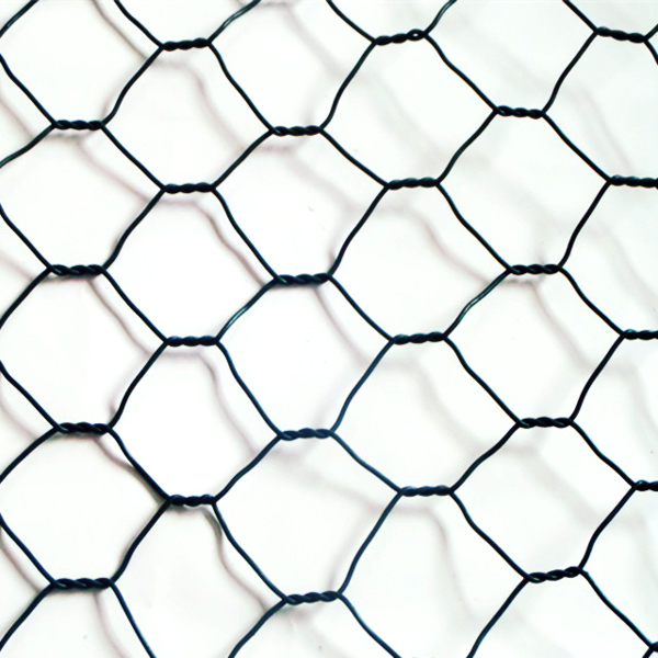 coated wire mesh gabion box