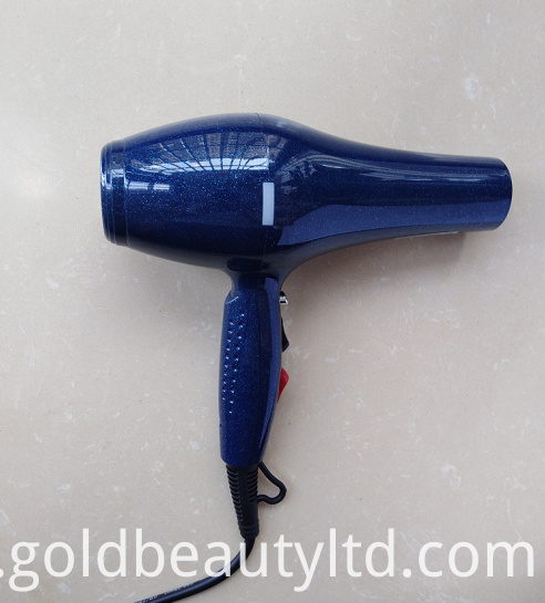 DC Power Hair Dryer