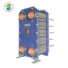 Success oil titanium plate heat exchanger M30