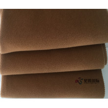 China New Product for Comfortable Single Face Wool Fabric Single Face 80% Wool And 20% Nylon Fabric export to Bouvet Island Manufacturers