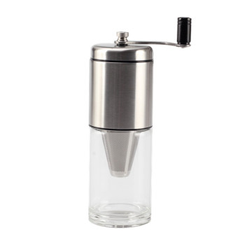 Barista Tools Coffee Grinder with Dripper