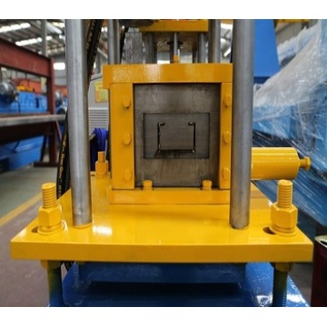 Standing Angle Iron C Purlin Roll Forming Machine