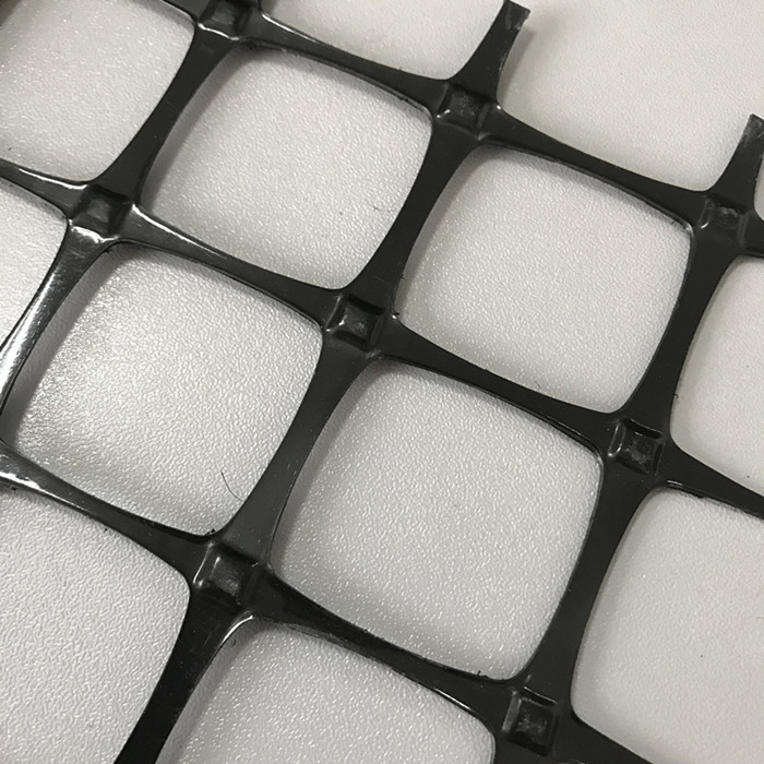 Extruded Types of PP Plastic Biaxial Geogrid