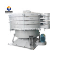 dry tumbler sieving machine for sifting marble powder