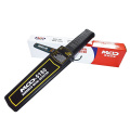 High sensitivity metal detector