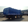 Luxurious type FAW J6 16cbm refuse collection vehicle