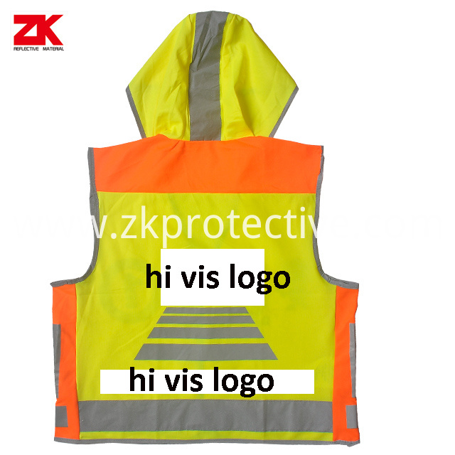 Kid S Hi Vis Safety Vest