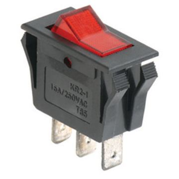 Rocker Switch With Light Diagram