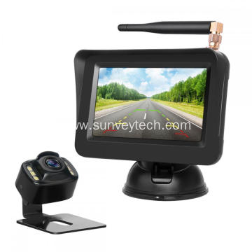 4.3inch Wireless Rear View Monitor with Backup Camera