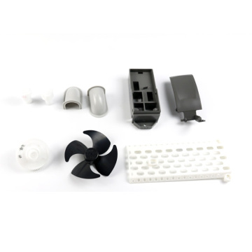 OEM plastic components for custom