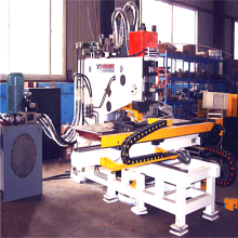 CNC Punching Marking Shearing Machine for Steel Plates