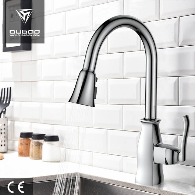 Deck Mounted Kitchen Tap Ob D76