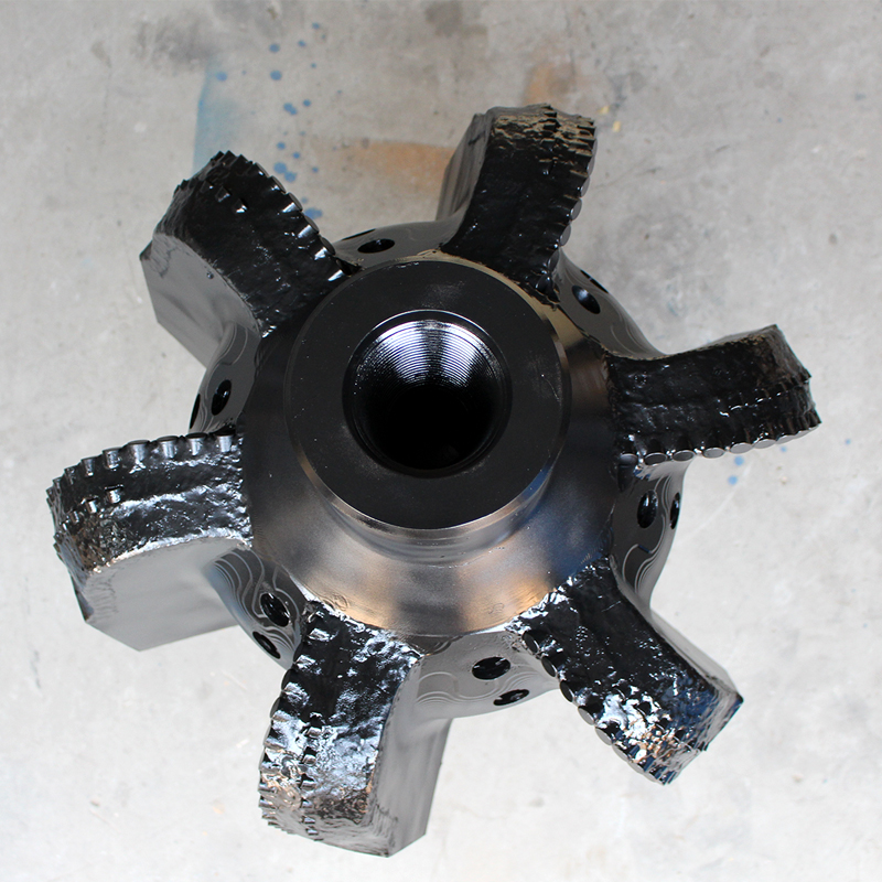 PDC hole opener for Horizontal No-Dig Drilling