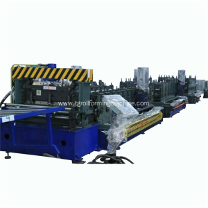 Stainless Steel Cable Tray Punching Machine