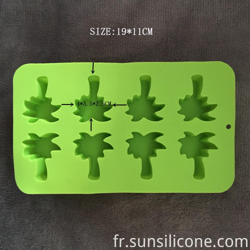 Silicone Ice Box Cake Mold