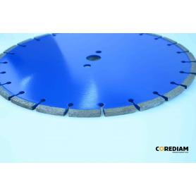 350MM Laser Welded Tuck Point Cutting Blade