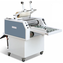 semi-automatic pressure laminating machine