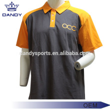 Custom Screen Print Mens Polo Shirts