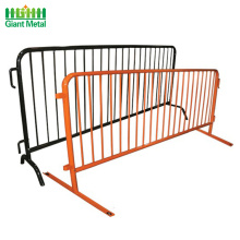 Hight Quality welded Metal Crowd Control Barrier