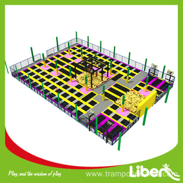 indoor extreme large trampoline prices
