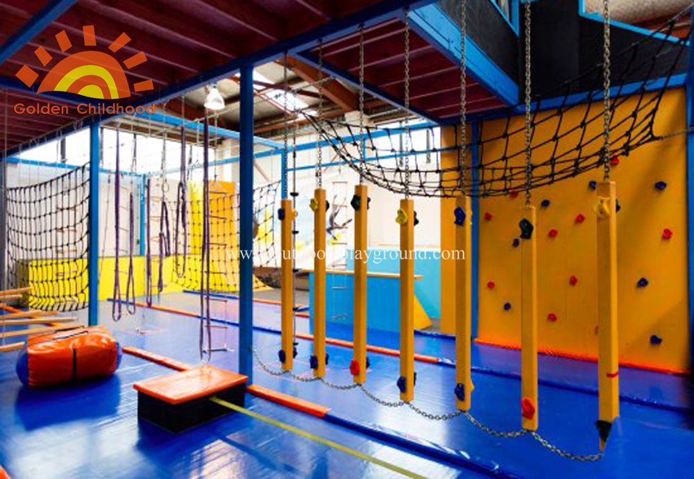 Ninja Warrior Multiply Gym